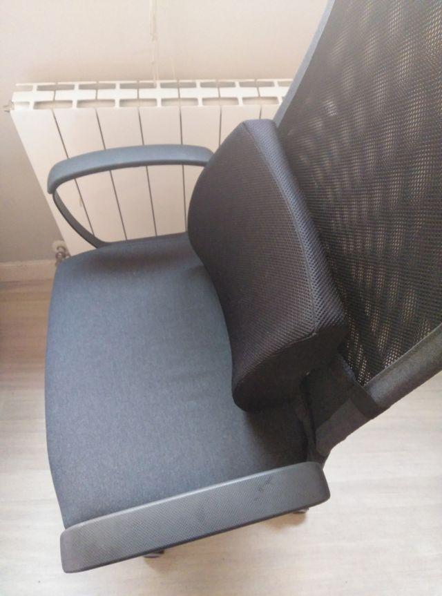 Cojín lumbar para silla de oficina o coche de segunda mano ...