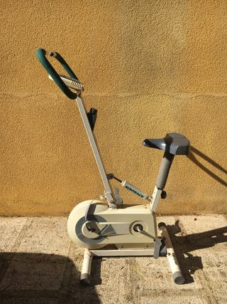 Bicicleta estática suntrack años 80