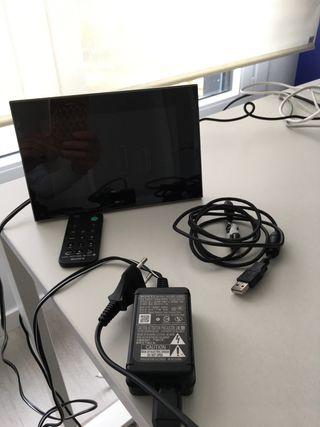 Marco digital Sony