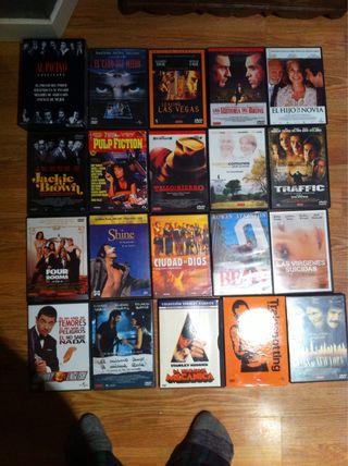 200 Dvds de musica originales