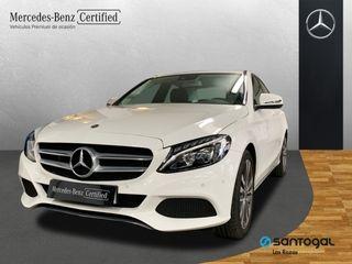 Mercedes-Benz Clase C 2018