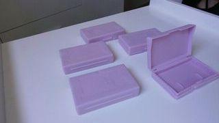 Cajas cartuchos game boy advance y micro