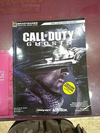 Libro Call of Duty.
