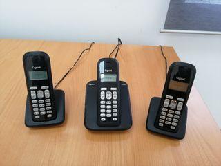 Telefono Inalambrico Gigaset Si As300 Trio