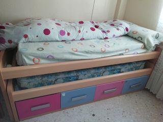 cama nido