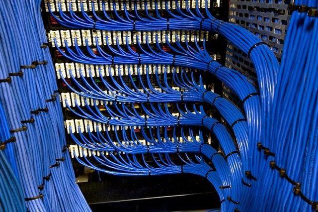 Instalacion de cableado de internet