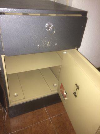 Caja Fuerte Soler con llave
