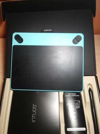 tableta grafica wacom