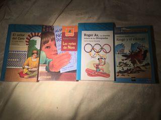 Lotes de libros llévese el que quiera