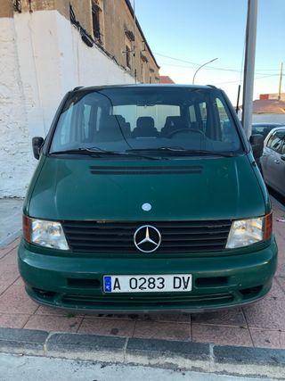 Mercedes- Vito Furgoneta 7 Plazas 2000