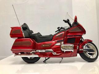 Moto Honda gold wing 1/6