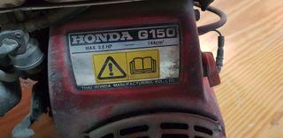 motor hormigonera gasolina