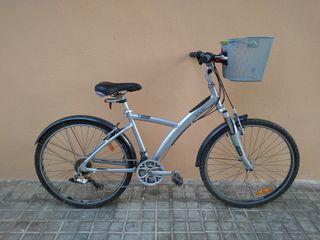 Bicicleta Paseo Btwin