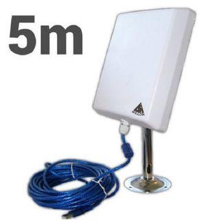 Melon N4000 Antena WiFi 5 metros USB largo alcance