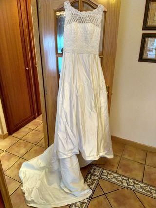 vestido de novia pronovias de segunda mano en donostia-san sebastián