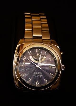 Reloj Pulsar by Seiko Vintage Automático.