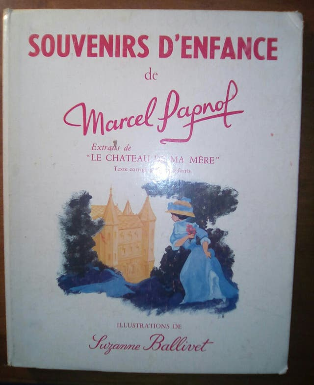 Marcel Pagnol Le Château De Ma Mère De Segunda Mano Por 29