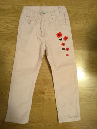 Pantalón tuc tuc 4 años
