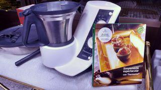 Robot cocina. Thermomix