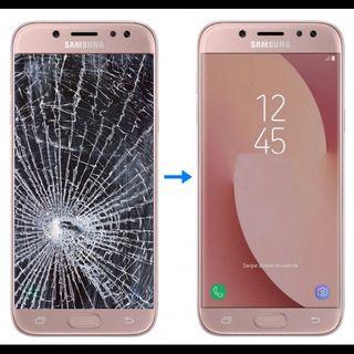 cambio pantalla j5 2017 y otros moviles 632787166