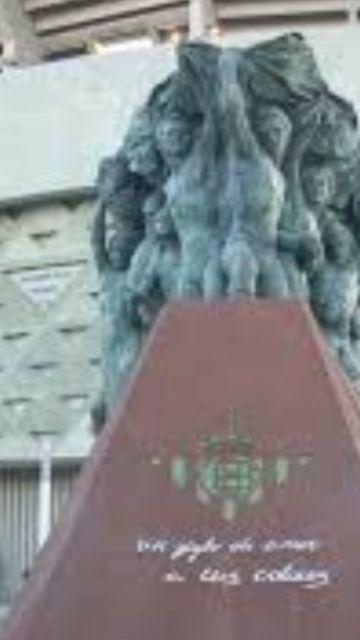 UN GRITO DE AMOR A TUS COLORES MONUMENTO BÉTICO