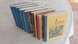 Coleccion libros de la escuela