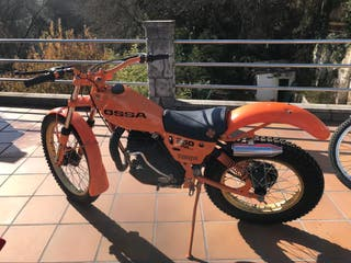 Ossa TR 80