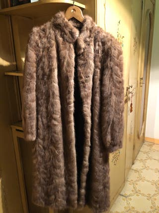 Donde vender abrigos de piel usados en barcelona