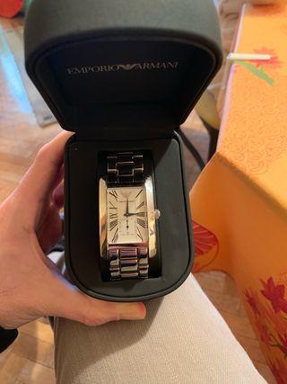 Reloj Armani caballero sin uso