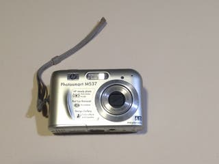 Camara Digital HP PhotoSmart M537