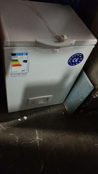 arcón congelador nuevo