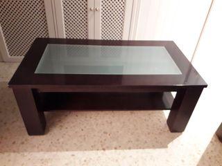 Mesa madera elevable wengue