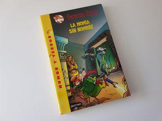 """Libro """"La momia sin nombre"""""""