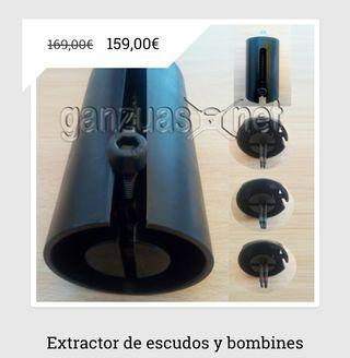 extractor d excudos y cerraduras
