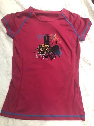 Camiseta técnica trangoworld talla s