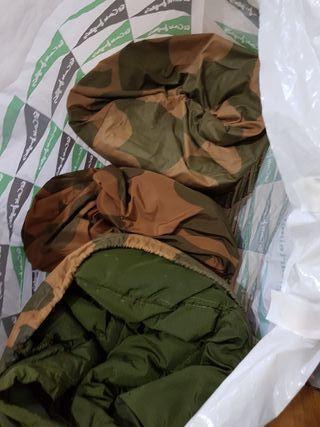 sacos militar para dormir