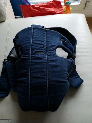 Mochila portabebés Babyborj