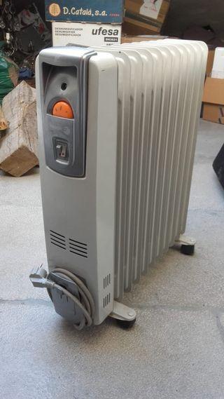 Radiador eléctrico de aceite Fagor