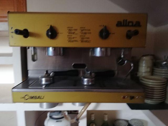 cafetera industrial cimbali Alina