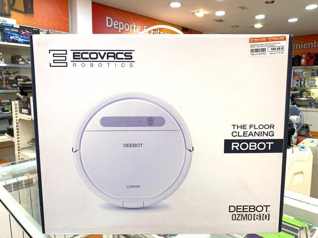 Robot aspirador Deebot Ozmo 610 / Nuevo