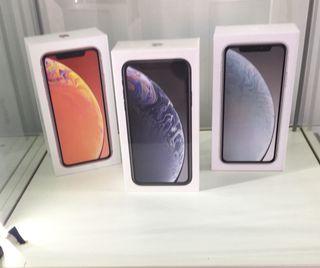iPhone XR de 64gb PRECINTADO