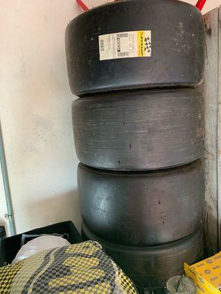 Neumaticos Sliks Dunlop
