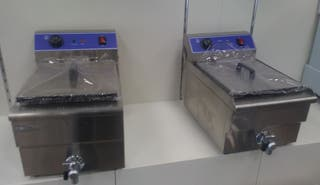 Oferta Freidora eléctrica 16 litros