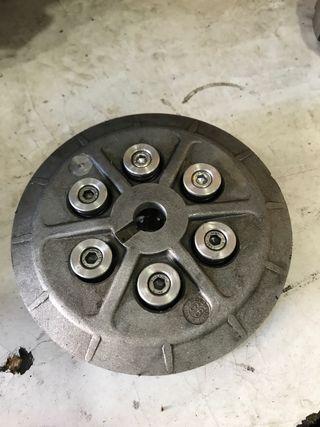 Cubo y plato de presión Gas Gas EC 250 300cc