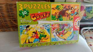 tres puzzles