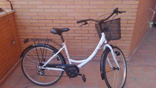 bicicleta de paseo para mujer