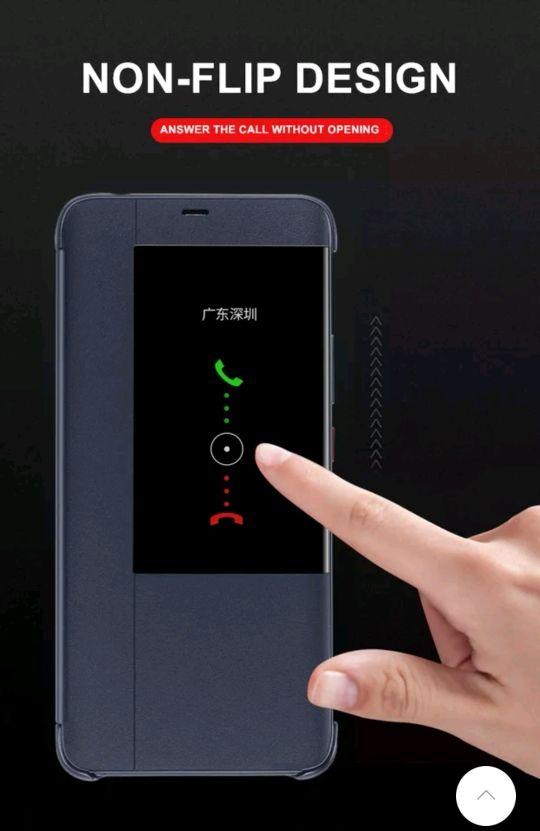 Funda libro Huawei mate 20