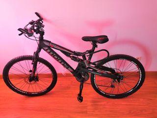 Bici Equinox 26 + extras