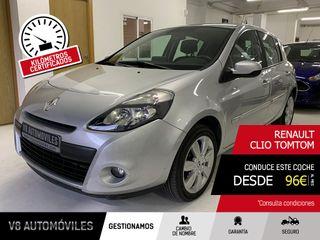 Renault Clio eco2 Tomtom