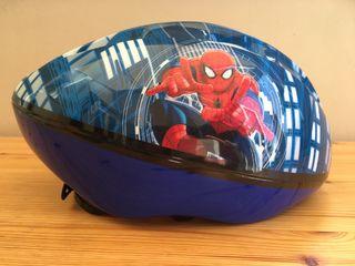Boy helmet for bike